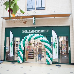 Holland and Barrett - De Tuinen